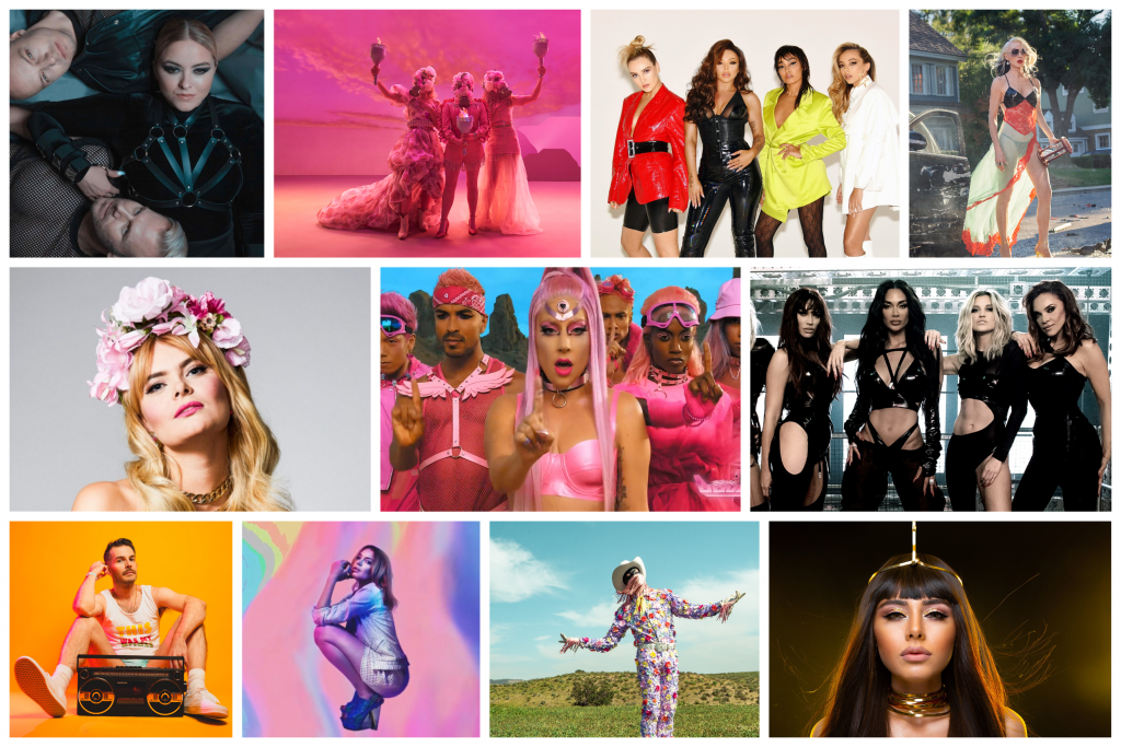 Giving the Gays Everything They Want: The Essential Gay Anthems of 2020 So Far…