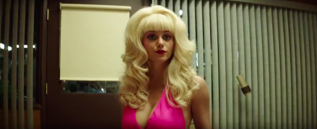 TV Trailer: Emmy Rossum Leads Peacock's 'Angelyne'