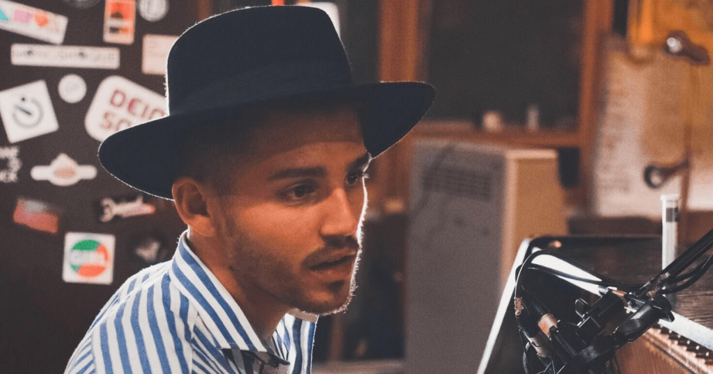 Eurovision: Cyprus's Sandro Drops Acoustic Version of 'Running'