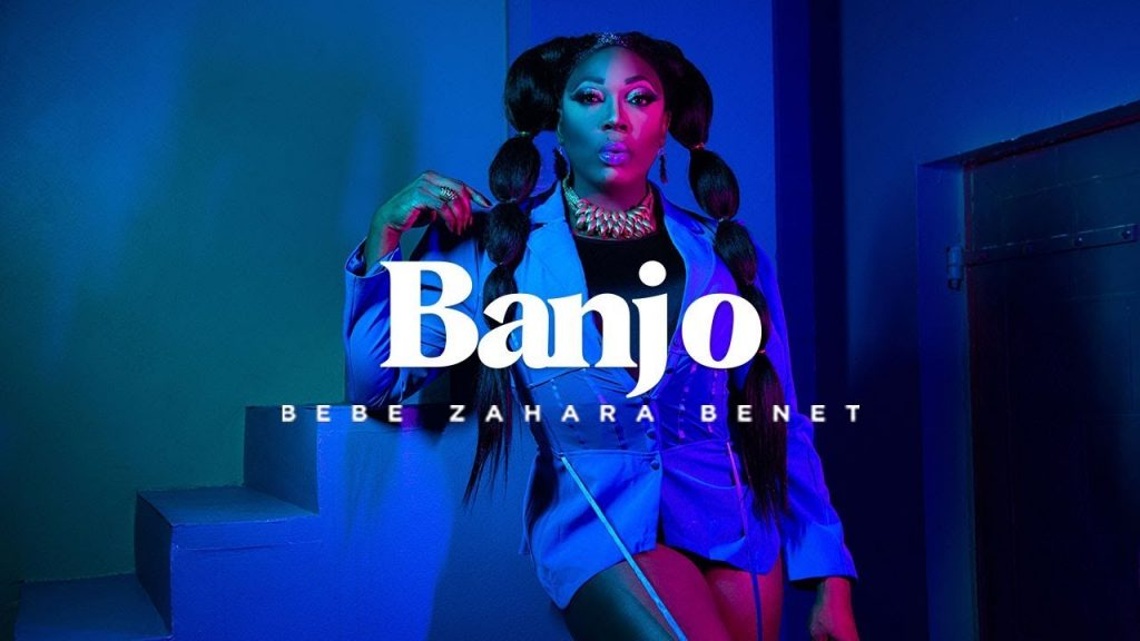 Drag Race: Bebe Zahara Benet Debuts Track 'Banjo', Announces 'Broken English' EP