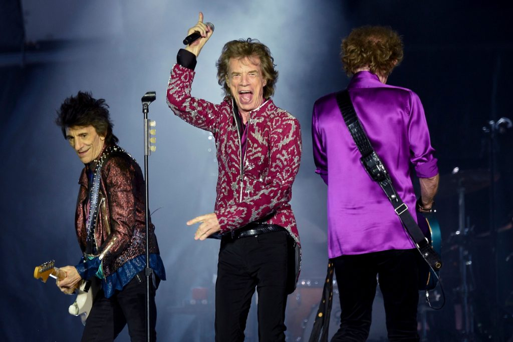 Music: The Rolling Stones Release New Single 'Living in a Ghost Town'