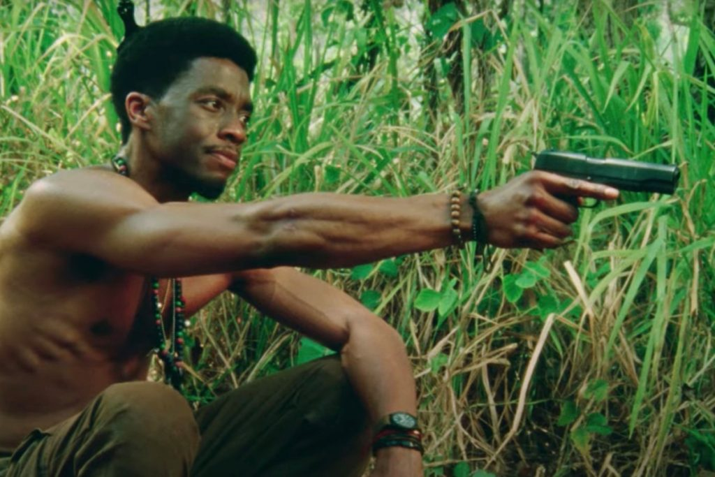 Spike Lee and Netflix Join Forces in the Trailer for 'Da 5 Bloods'