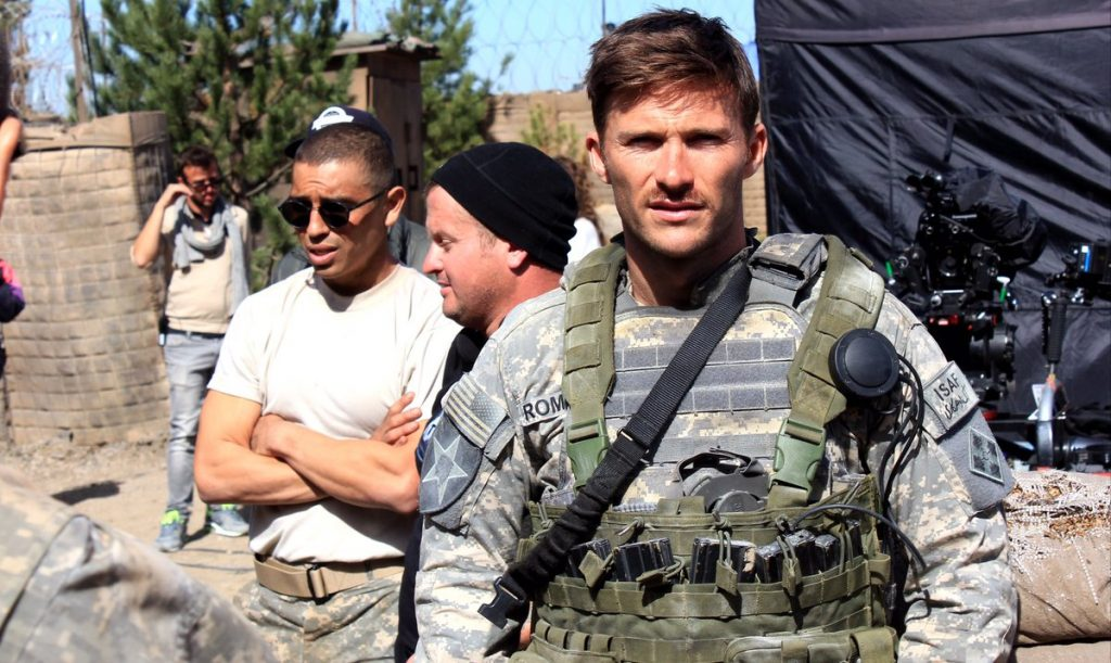 Scott Eastwood Leads 'The Outpost'