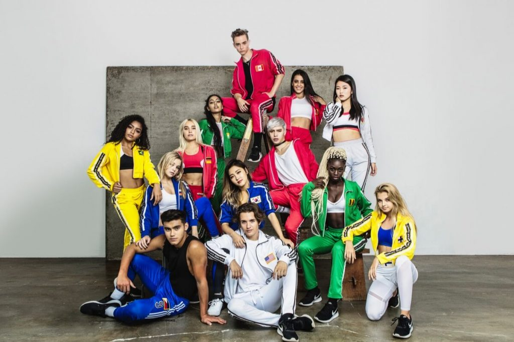 Now United Want To 'Let The Music Move You'