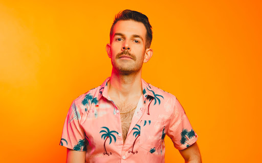 Music: Bright Light Bright Light Releases 'Sensation' with Jake Shears, Unveils Album Tracklist