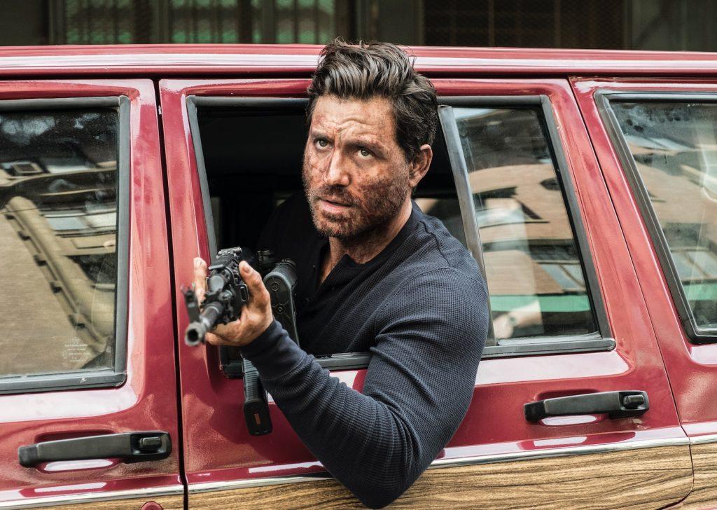 Trailer: Edgar Ramirez Leads Netflix's 'The Last Days of American Crime'