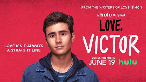 Full TV Trailer for HULU's 'Love, Simon' Spin-Off 'Love, Victor'