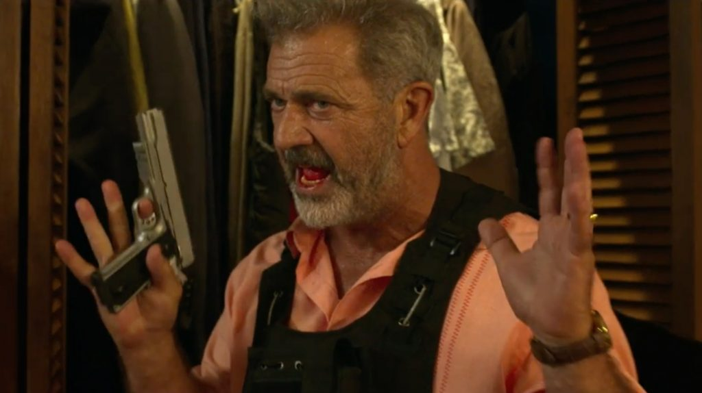 Trailer: Mel Gibson Returns to Old School Action in 'Force of Nature'