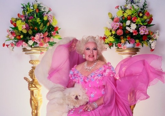 Gallery: These Pictures of Barbara Cartland Will Brighten Up Your Day