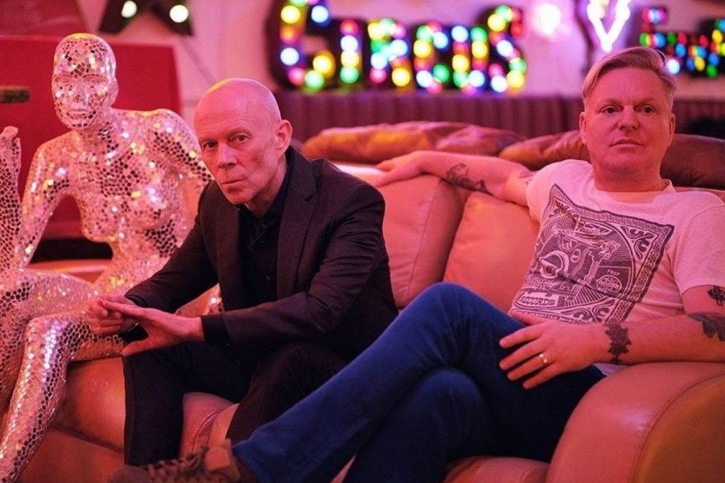 Erasure Debut New Song 'Shot A Satellite'