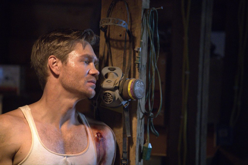 Chad Michael Murray Leads the Trailer for 'Survive the Night'
