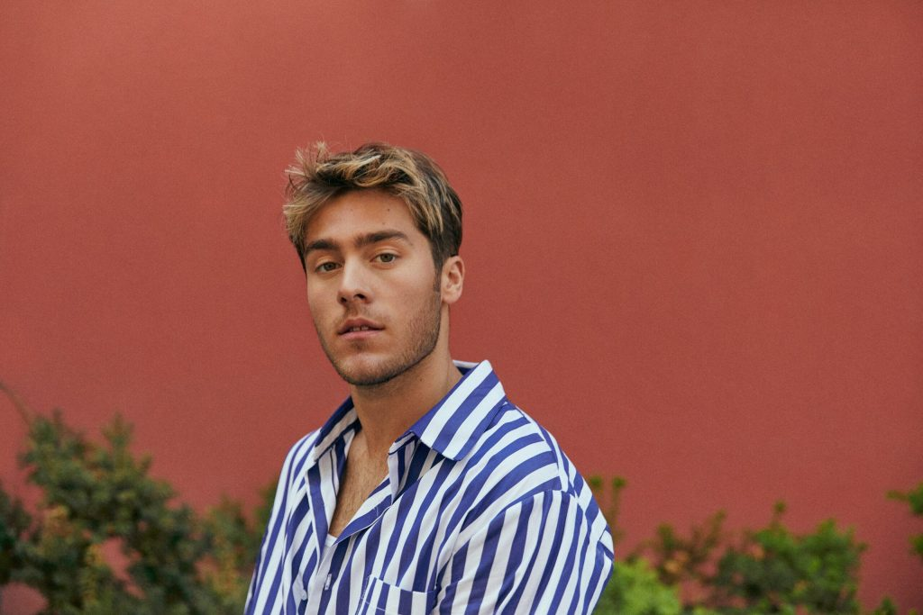 Benjamin Ingrosso Unleashes Outstanding New Single 'Shampoo'