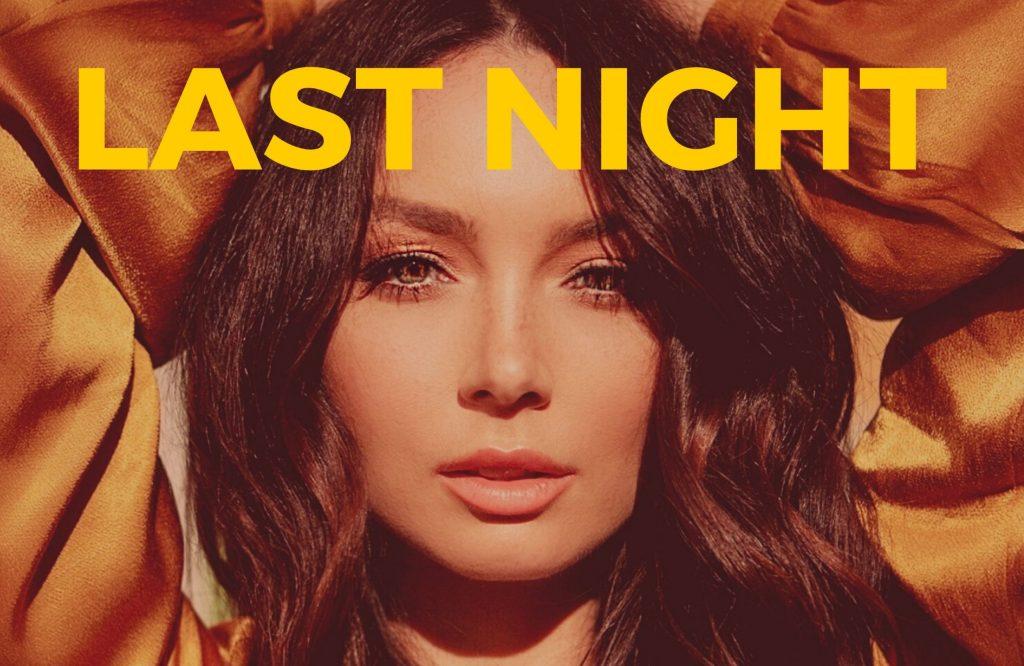 Australian Pop Queen Ricki-Lee Returns With 'Last Night'