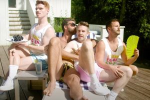Bright Light Bright Light Delivers Next 'Fun City' Anthem 'I Used to Be Cool'