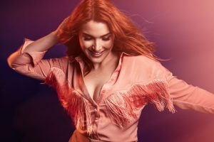 Redheads Unite! Reba Joins Newcomer Caylee Hammack On Her New Track