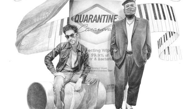 Canadian Electro-Funk Duo Chromeo Release EP 'Quarantine Casanova'