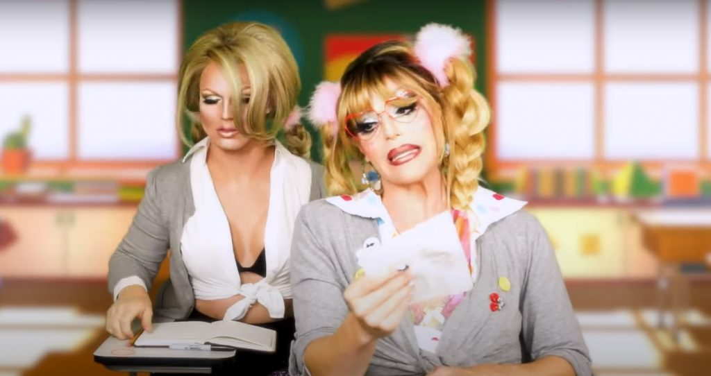 Drag Sensation Willam Drops Britney Spears Inspired Anthem 'Derrick'
