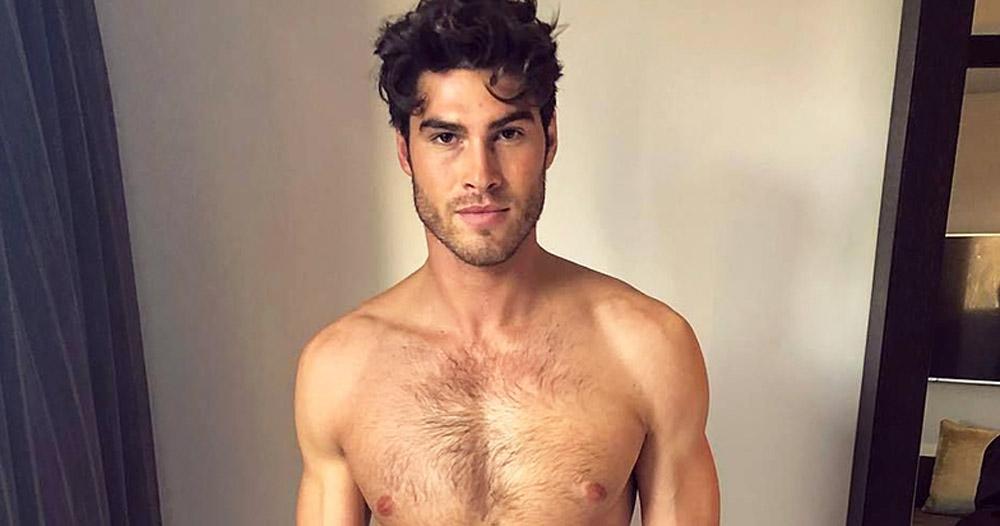 Shameless Idol Worship: Love Island Australia Model Justin Lacko
