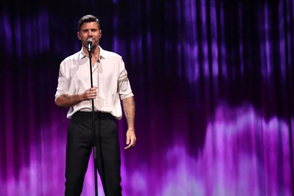 Robin Bengtsson Releases Gavin Degraw Cover 'I Don't Wanna Be'