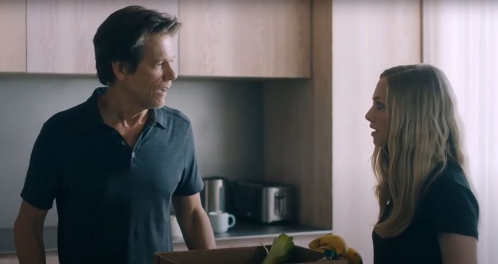 Kevin Bacon & Amanda Seyfried Lead Blumhouse's 'You Should Have Left'