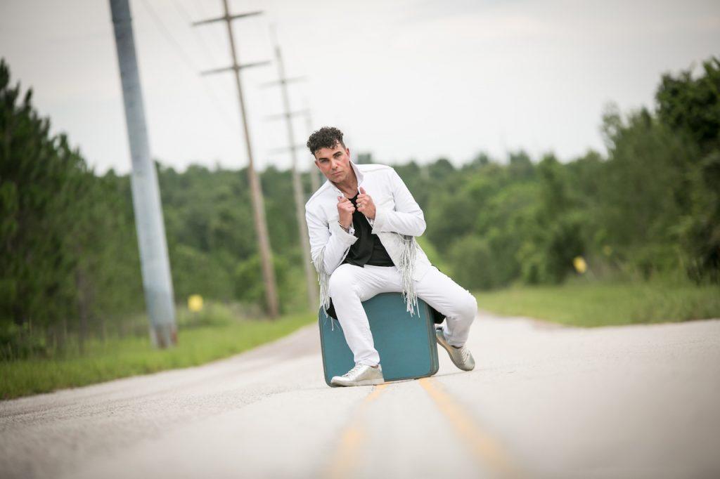 "Orlando LGBT Singer-Songwriter Billy Mick Releases ""Just B"" Album"