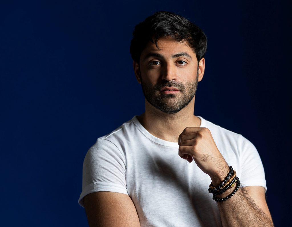 Up and Coming LGBT Talent Aman Dhesi Debuts New Track 'What I Know Now'