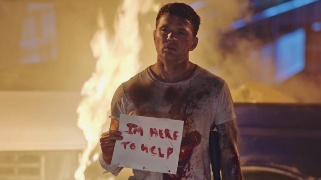 Ryan Phillippe and Casper Van Dien in Trailer for 'The 2nd'