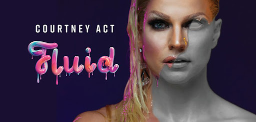 Courtney Act Releases 'Drop of Fluid EP,' Announces UK Tour