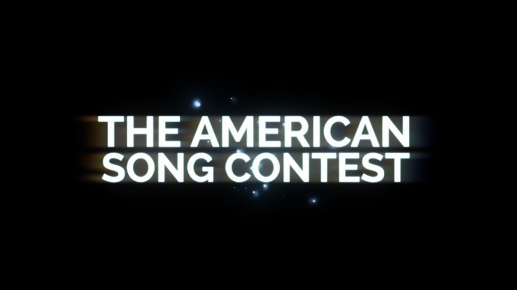 The American Song Contest is Coming Winter 2021. Watch the Promo Here.