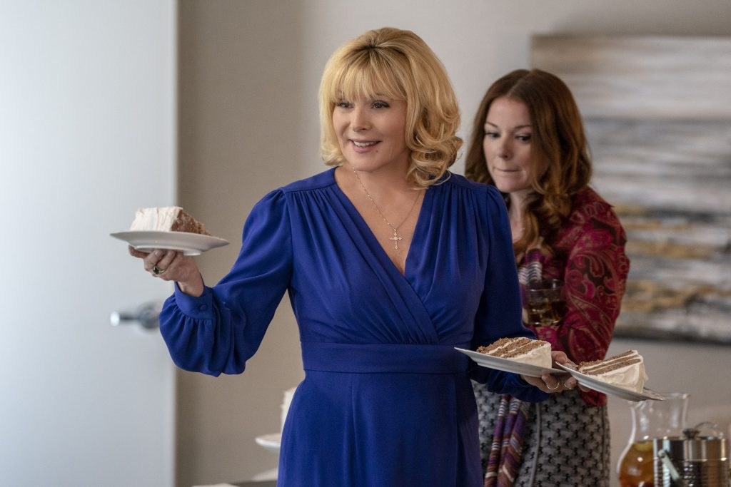Kim Cattrall Leads the Trailer for FOX's 'Filthy Rich'