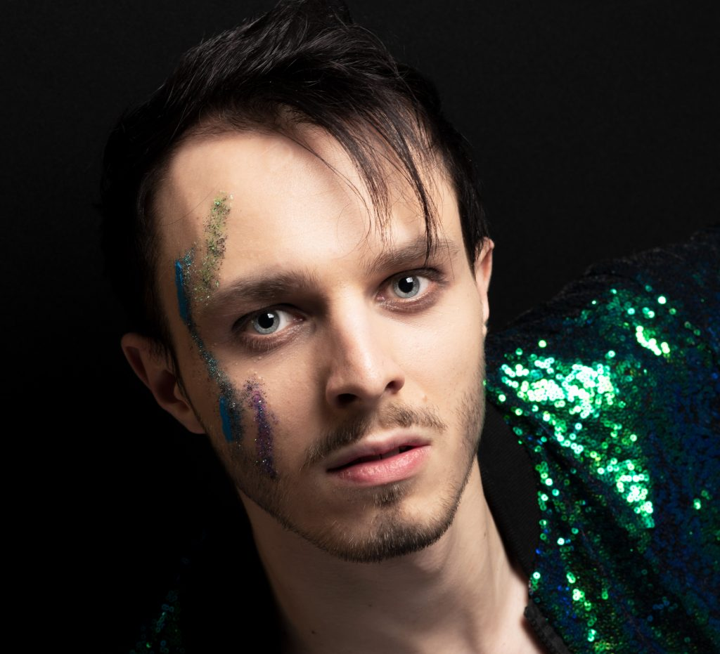 Queer Berlin-Based Artist Neyon Shines With the Defiant 'Disco Punk'