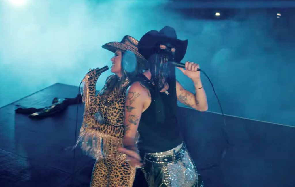 Shania Twain & Orville Peck Release Video for 'Legends Never Die,' Peck Releases 'Show Pony' EP and Twain Announces 'The Woman in Me' Rerelease