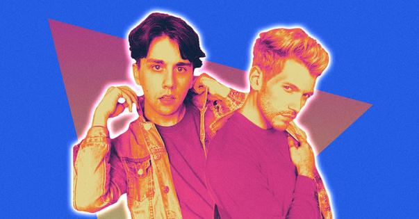 LGBT Stars Zach Benson & Gregory Dillon Debut 'Mischief!'
