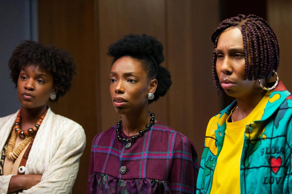 Laverne Cox, Usher & Vanessa Williams Star in the Trailer for Upcoming Horror 'BAD HAIR'