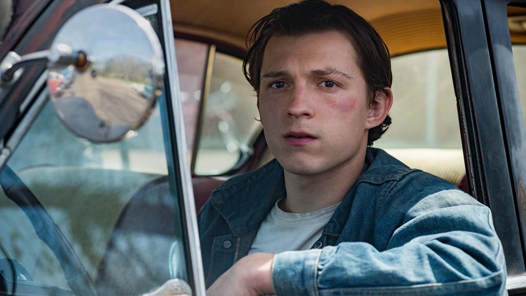 Tom Holland Leads An All-Star Cast in Netflix's Southern Gothic Thriller 'The Devil All The Time'