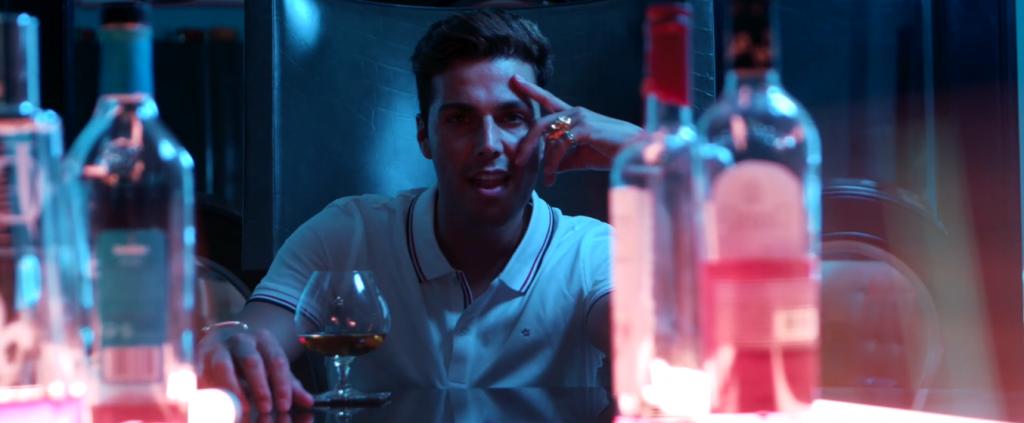Kfir Unveils Elegant Video for His Latest Electronic Pop Anthem 'Gigolo'