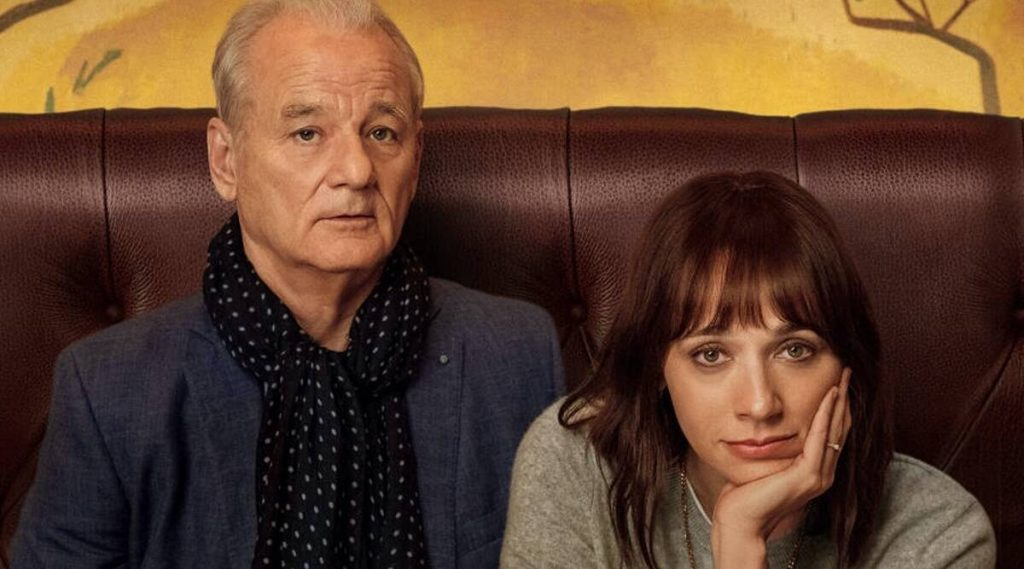 The Trailer for Sofia Coppola's 'On the Rocks' Starring Rashida Jones & Bill Murray Debuts