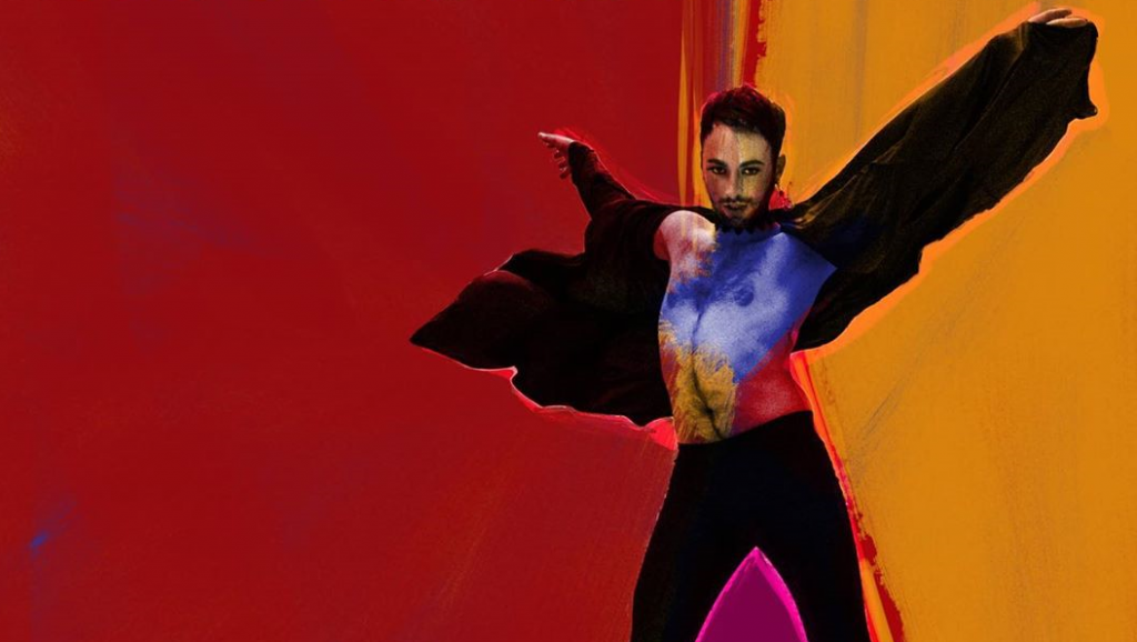Rising Queer Talent Regulus Red Drops 80s-Fuelled New Single 'Body Rock'