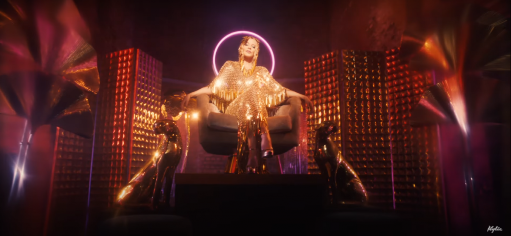 Kylie Minogue is Anointed Queen of the Disco in Video For Her New Single 'Magic'