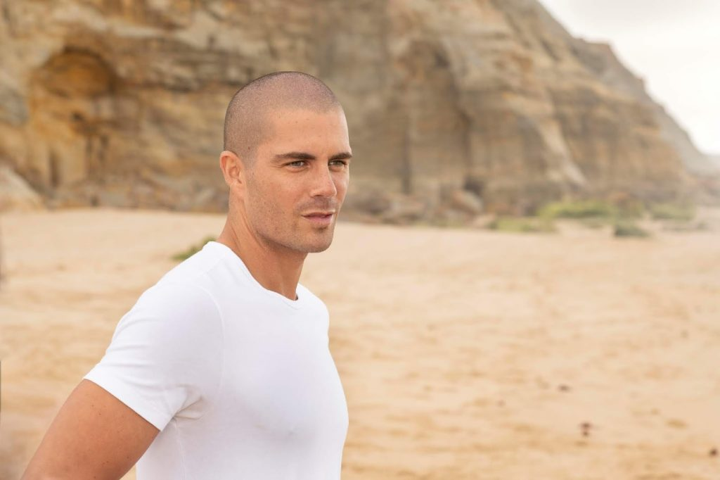 Max George Continues His Run of Solo Singles With 'Give Yourself to Me'