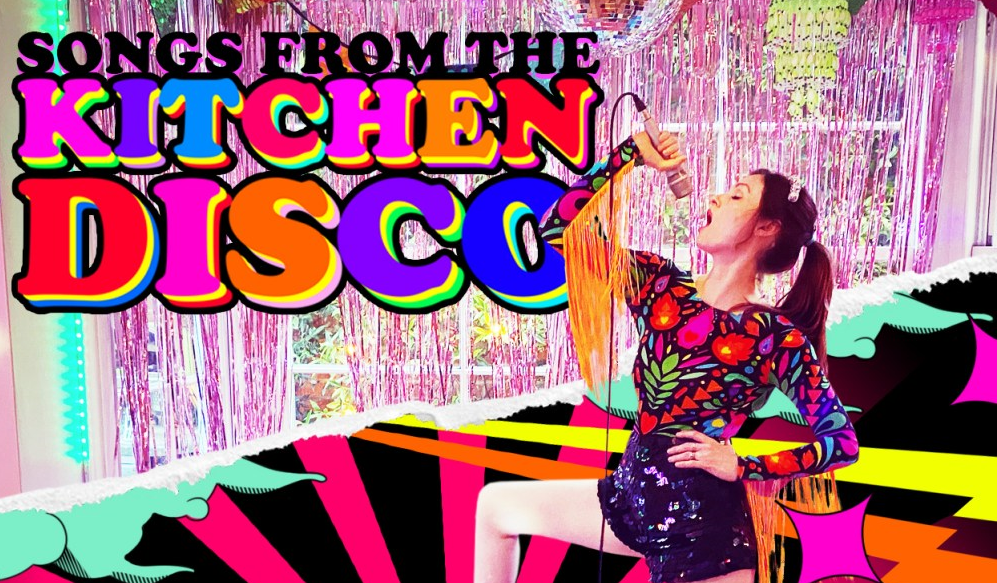 Sophie Ellis Bextor Releases 'Crying at the Discotheque' and Announces 'Songs from the Kitchen Disco' Album Tracklist