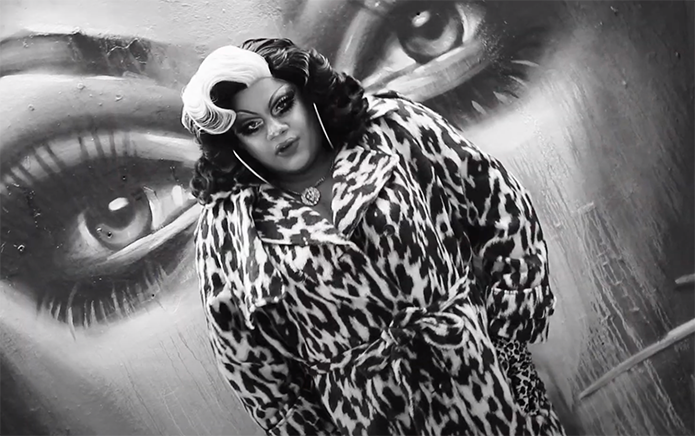 Drag Race UK Icon Vinegar Strokes Wants You To 'Surrender' To Her New Track