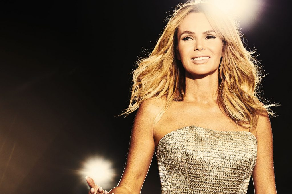 Amanda Holden Turns Musical Theatre Pop Queen on New Album 'Songs from My Heart', Releases 'With You'