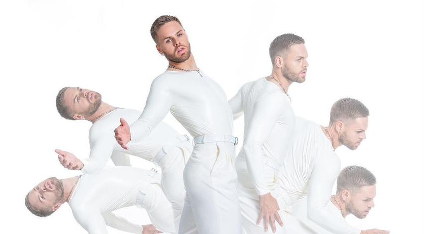 German Singer Daniel Schuhmacher Drops New Bop' Hypnotized'