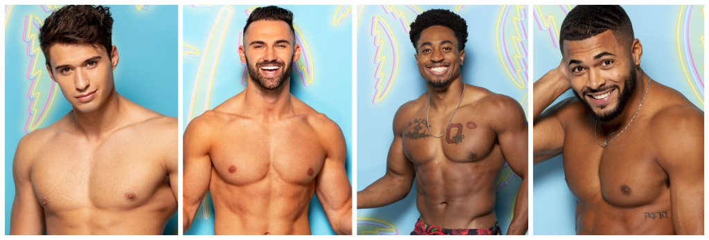 Celebrating the Men of Love Island USA's Season Two's Sexiest Moments