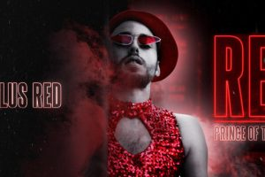 Aspiring Queer Talent Regulus Red Celebrates The Release of 'Red Prince of the Night' EP