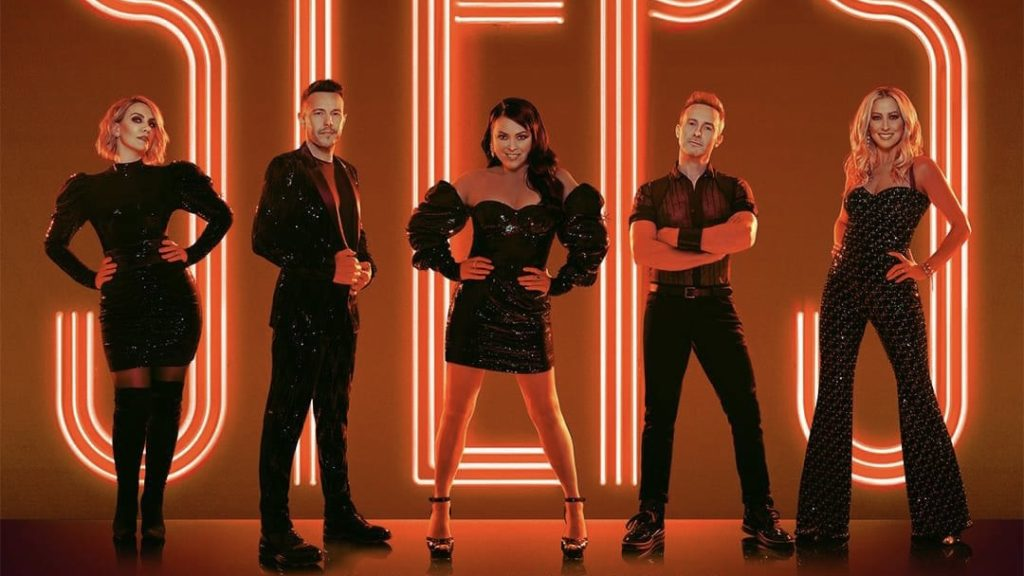 Steps Deliver 'Under My Skin,' Another Anthem from their Upcoming 'What the Future Holds' Album