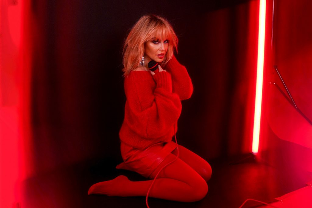 Kylie Minogue Gives Us Another Taste of DISCO LP With 'I Love It'