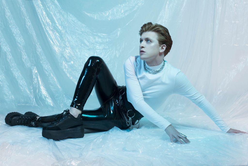 Irish Glam-Pop Star Jack Rua Releases Electronic Pop Anthem 'Isolation'