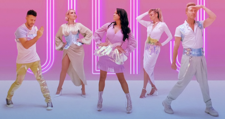 STEPS Deliver A Banger of Epic Proportions With 'Something In Your Eyes'